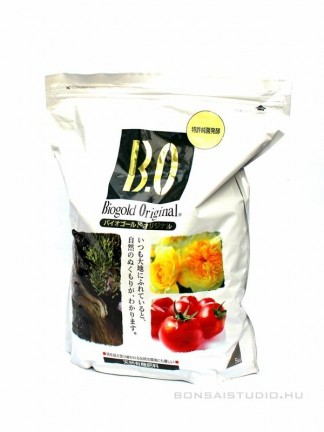 Biogold bonsai tápanyag 5000g