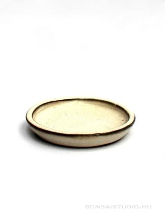 Bonsai alátét 8 cm kerek