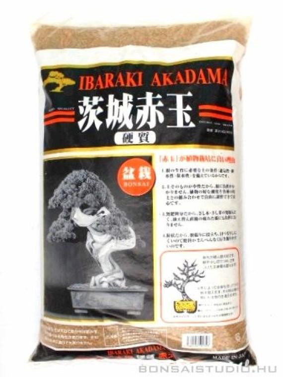 Akadama 14 L - Ibaraki - normál szemcsenagyságú - akadama
