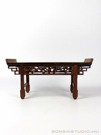 Bonsai asztal shohin méretű bonsaiokhoz 06.