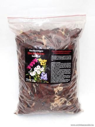Hochwertiges orchidea ültetőközeg 4l