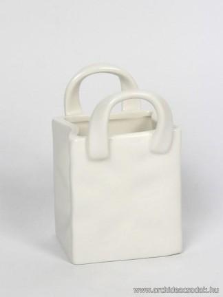 Porcelán táska 10 cm -es