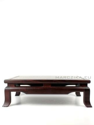 Téglalap alakú bonsai asztal